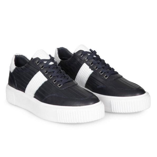 gianniarmando-sneaker-herren-schwarzweissstreifen-3