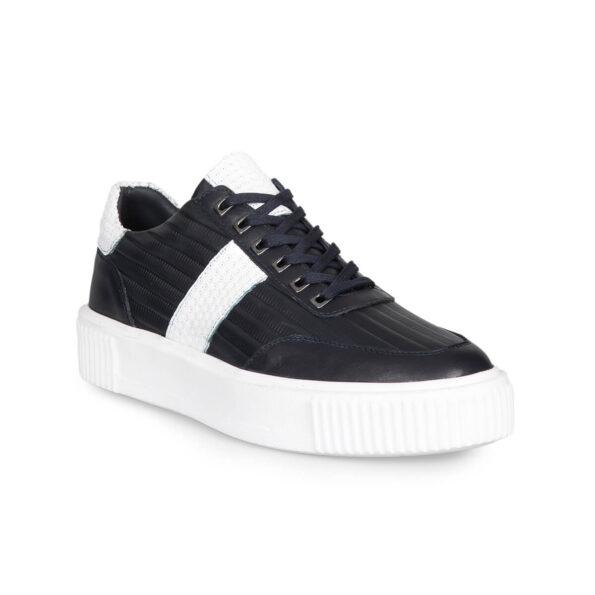 gianniarmando-sneaker-herren-schwarzweissstreifen-5