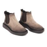 Gianni & Armanda Chelsea Boots Sand Farbe