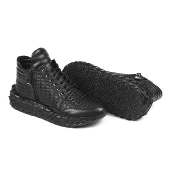 Sneakers Für HerrenMit reissverschlussRobuste Sohle