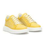 gianniarmando_damen_sneakers_gelb_