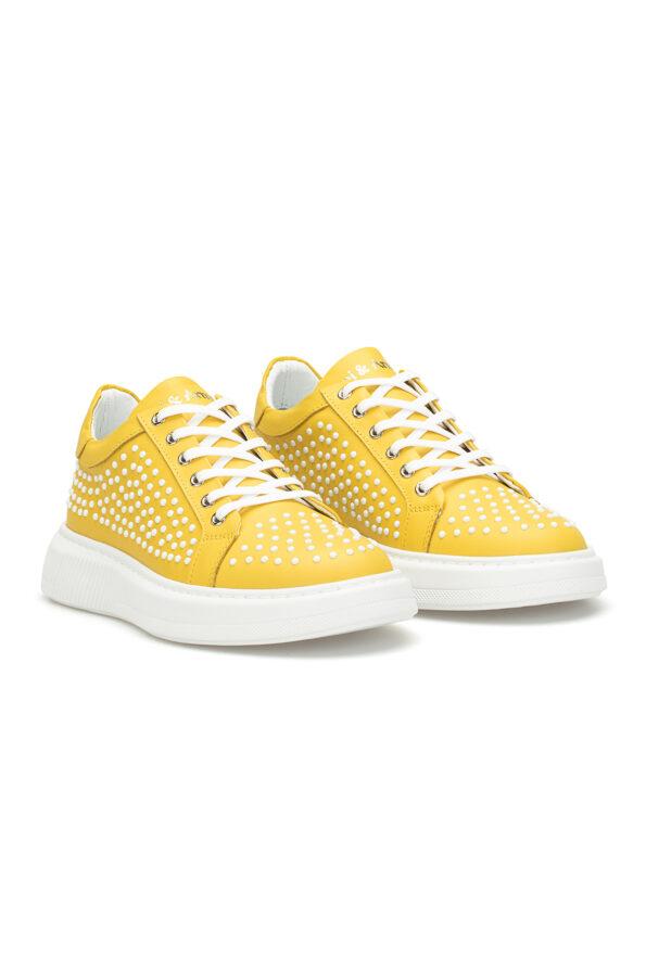 gianniarmando_damen_sneakers_gelb_01