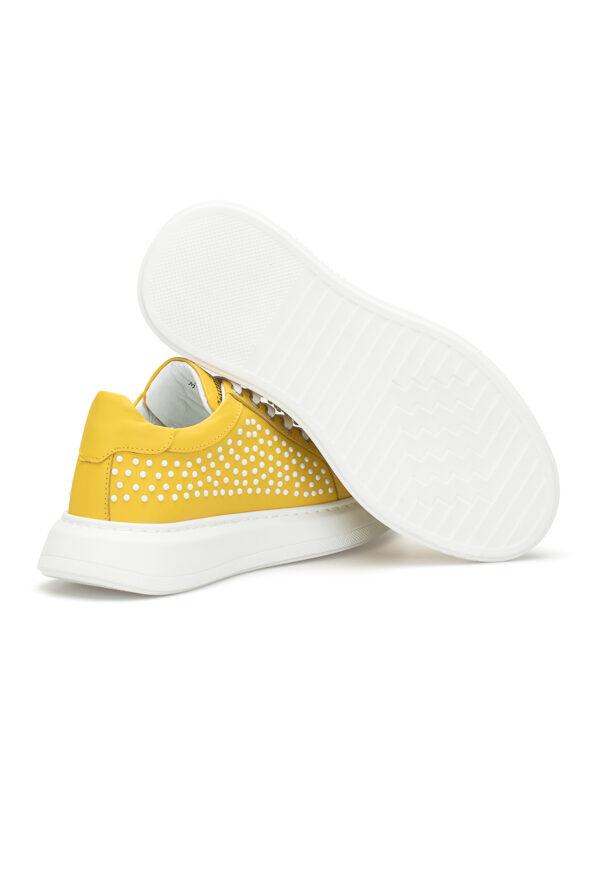 gianniarmando_damen_sneakers_gelb_02