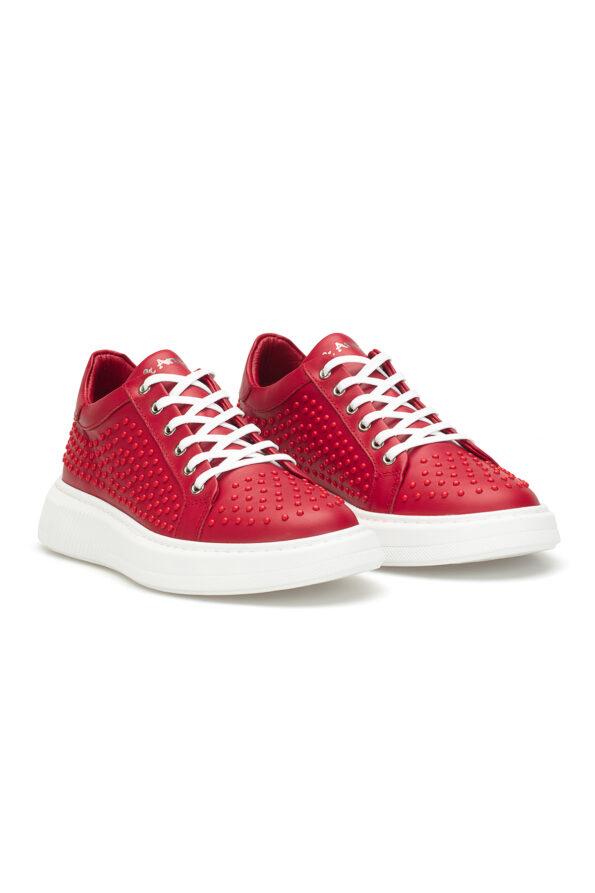 gianniarmando_damen_sneakers_rot_01