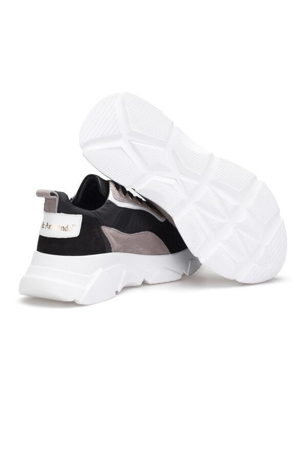 gianni&armando_herren_leder_sneakers_Schwarzgrau_02