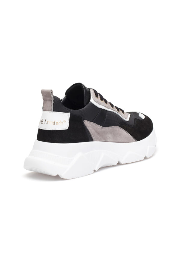gianni&armando_herren_leder_sneakers_Schwarzgrau_03