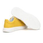 gianniarmando_herren_leder_sneakers_gelb_mit-niete