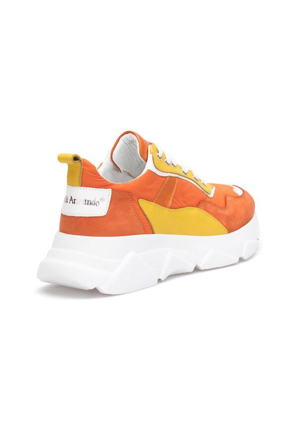 gianni&armando_herren_leder_sneakers_orange_gelb_04
