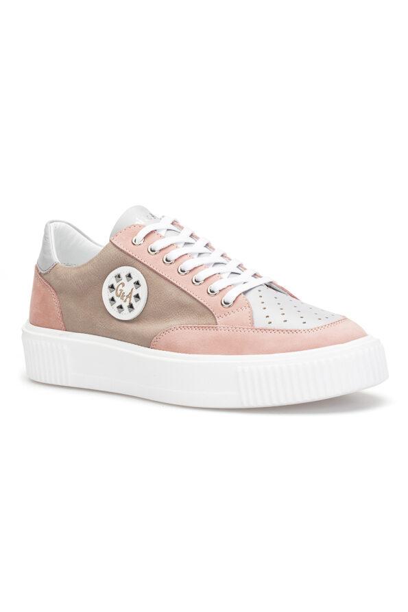 gianni&armando_herren_leder_sneakers_rosa_braun_grau_04