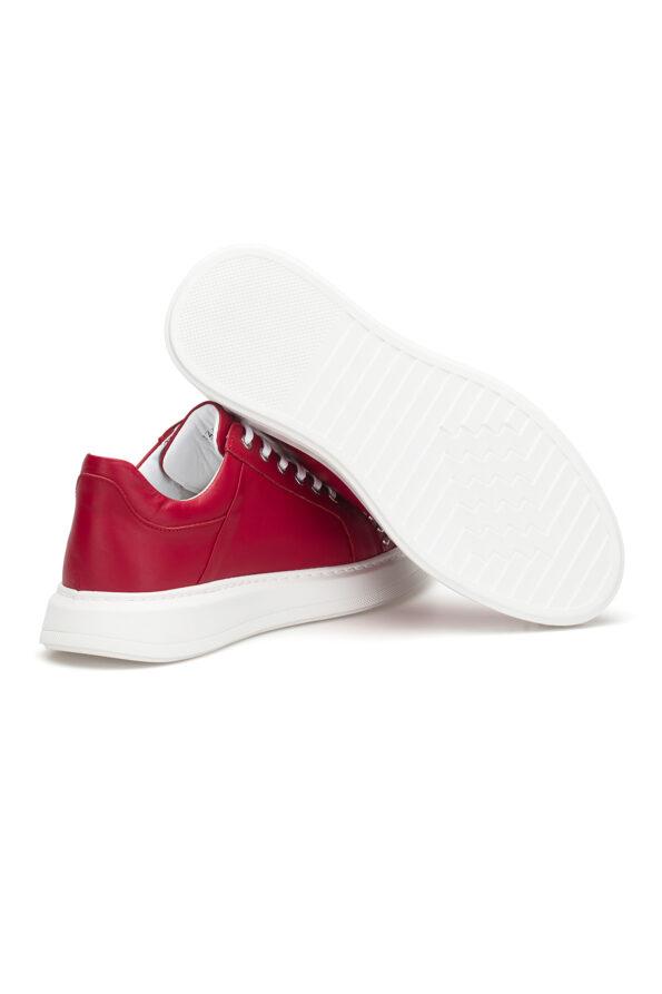 gianniarmando_herren_leder_sneakers_rot_mit_niete_02