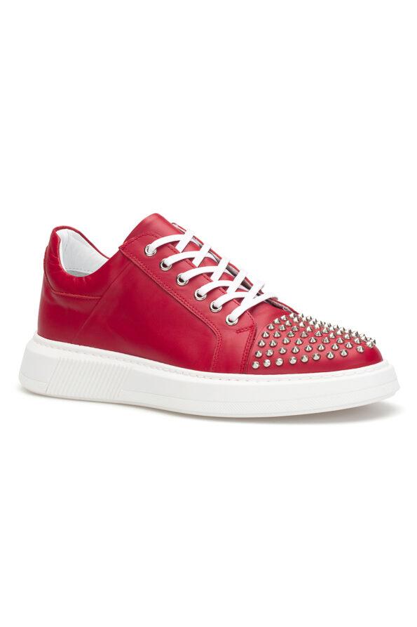 gianniarmando_herren_leder_sneakers_rot_mit_niete_04