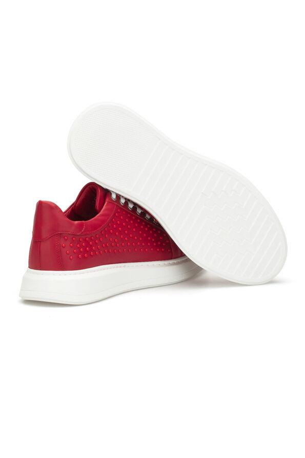 gianni&armando_herren_leder_sneakers_rot_rdex02