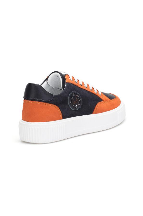 gianniarmando_herren_leder_sneakers_schwarz_orange_03