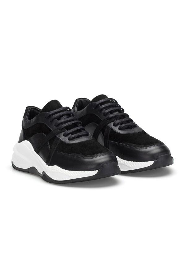 gianni&armando_herren_leder_sneakers_scwarz03_01