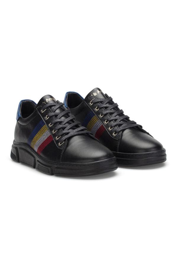 gianniarmando_herren_leder_sneakers_scwarz_02