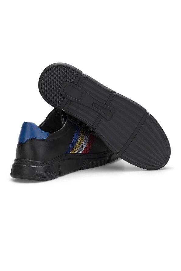 gianniarmando_herren_leder_sneakers_scwarz_03