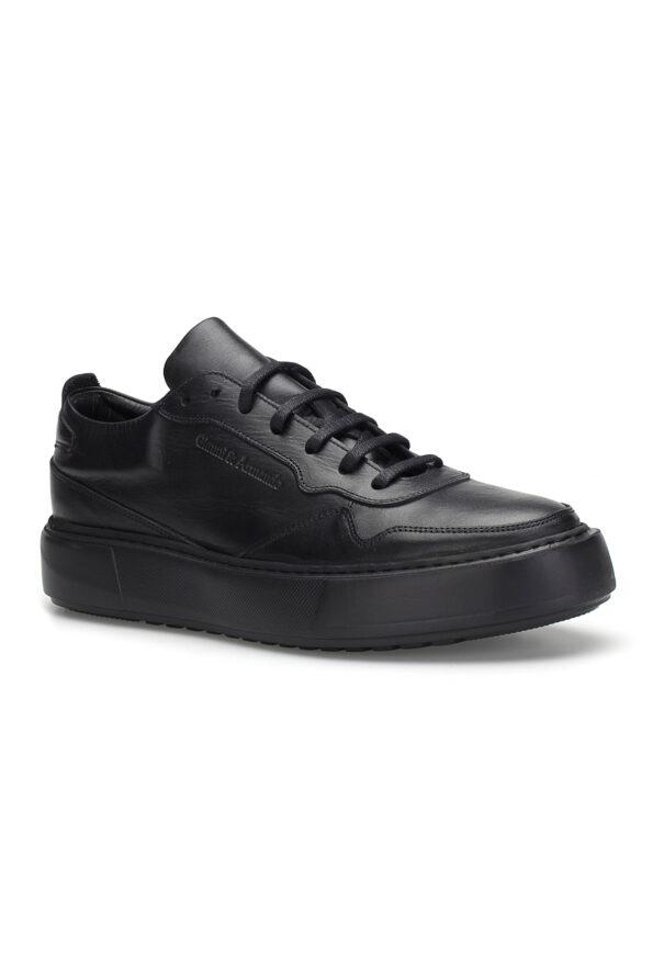 gianni&armando_herren_leder_sneakers_shwarz10_05