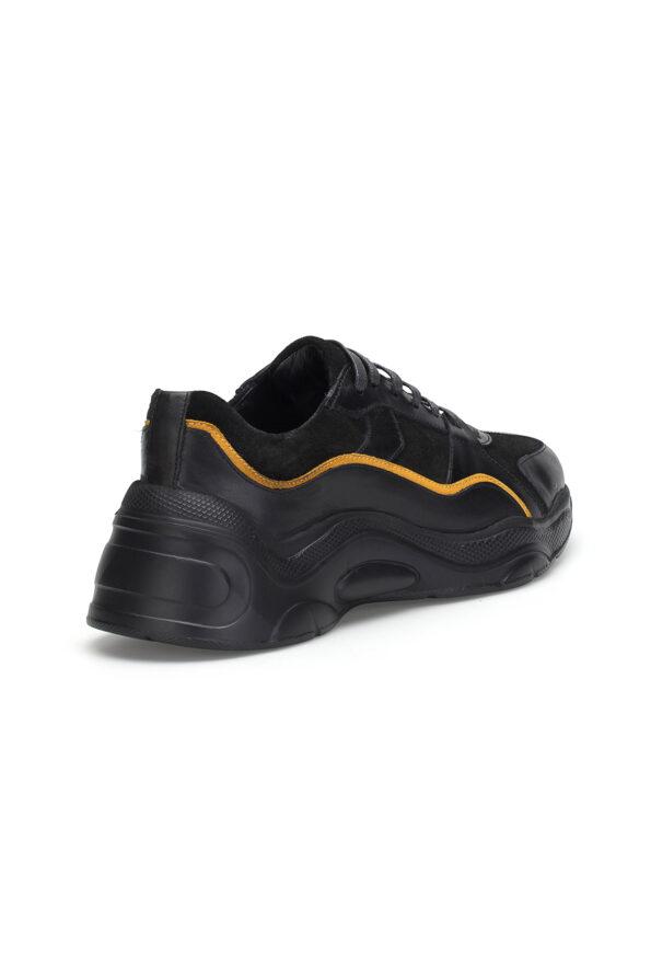 gianni&armando_herren_leder_sneakers_shwarz_gelb_03