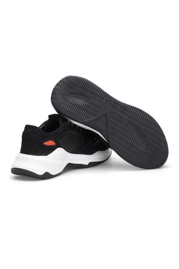 gianni&armando_herren_leder_sneakers_shwarz_orange01_02