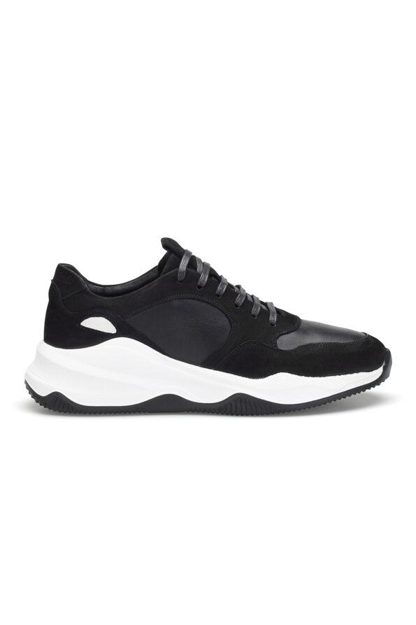 gianni&armando_herren_leder_sneakers_shwarz_weiss01