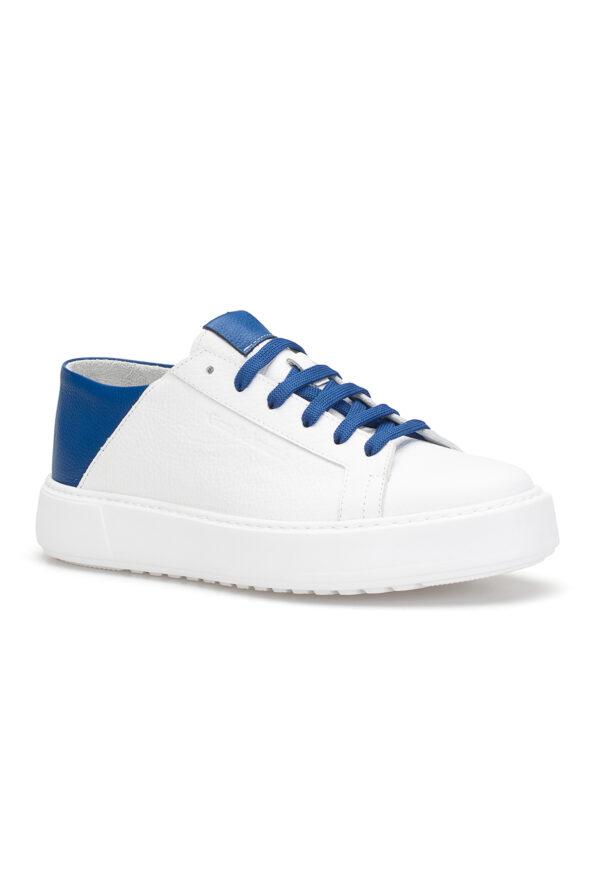 gianni&armando_herren_leder_sneakers_weiss_blau