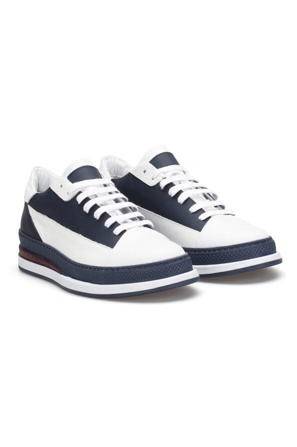 gianni&armando_herren_leder_sneakers_weiss_nachtblau_01