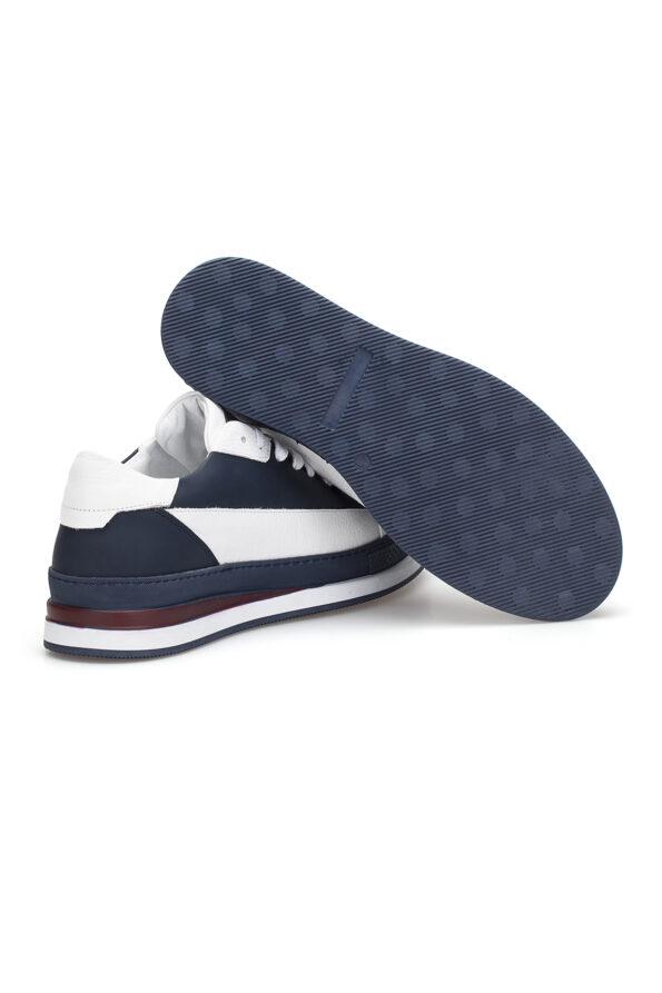 gianni&armando_herren_leder_sneakers_weiss_nachtblau_02