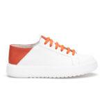 gianni&armando_herren_leder_sneakers_weiss_orange