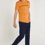 gianni_armando_designer_slim-fit_tshirt_gelb