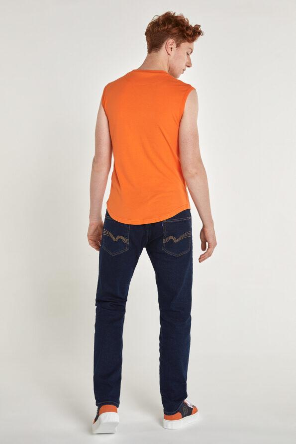 gianni_armando_designer_tshirt_armellos_logo_orange_03