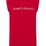 gianni_armando_designer_tshirt_armellos_rot