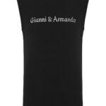 gianni_armando_designer_tshirt_armellos_schwarz