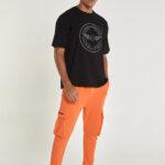 gianni_armando_jogginghose_cargo_orange