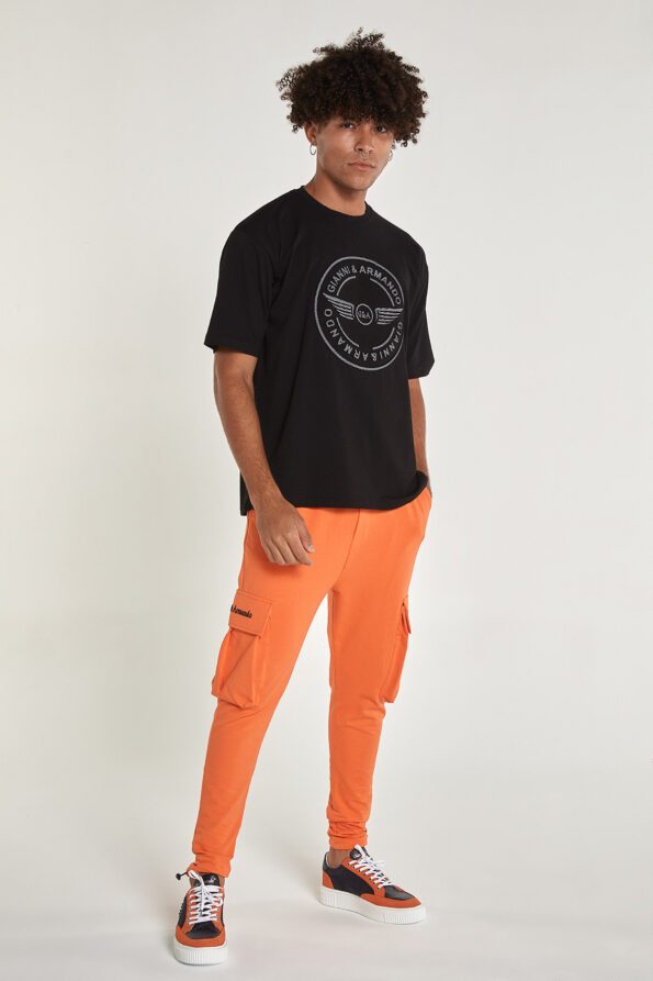 gianni_armando_jogginghose_cargo_orange_01