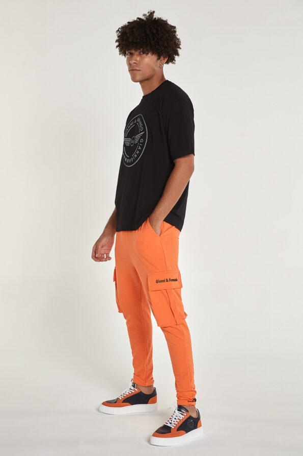 gianni_armando_jogginghose_cargo_orange_02