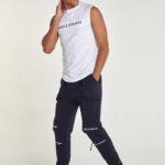 gianni_armando_jogginghose_zipper_dblue