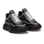 gianniarmando_herren_leder_sneakers_schwarz_weiss