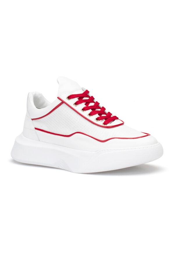 gianniarmando_herren_leder_sneakers_weiss_rot_01