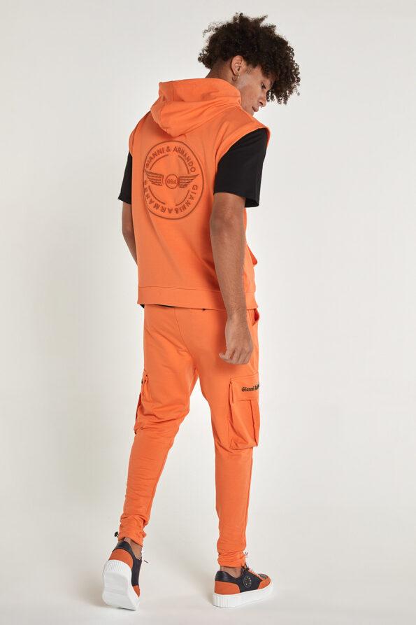gianniarmando_kapuzen_sweatshirt_orange_2