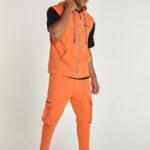 gianniarmando_kapuzen_sweatshirt_orange