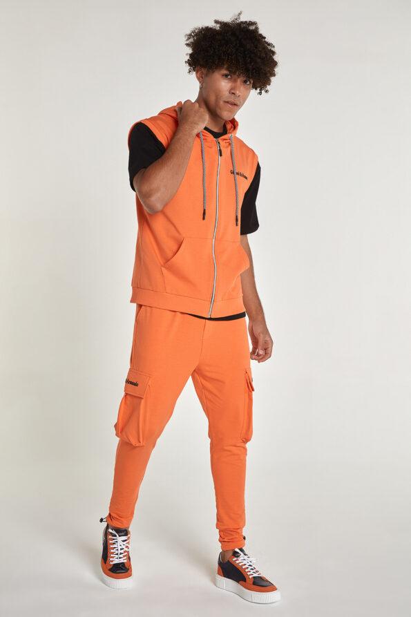 gianniarmando_kapuzen_sweatshirt_orange_3