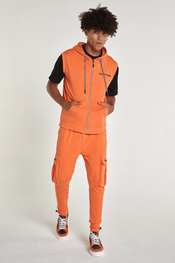 gianniarmando_kapuzen_sweatshirt_orange_4