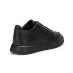 gianniarmando_herren_leder_sneakers_schwarz
