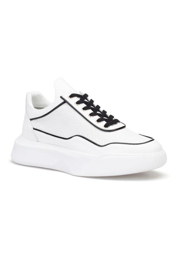 gianniarmando_herren_leder_sneakers_weiss_scwarz_01